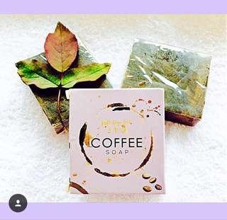 FaithHopeLove Local Vegan Skinfood Coffee Pure Glycerin soap