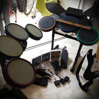 PlayStation Drum Sets / Guitar / Games......