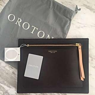 100% Authentic Oroton Clutch