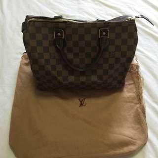 Authentic LV Speedy 30 Bag