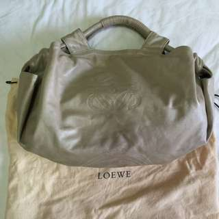 Authentic Loewe Lamb Skin Bag