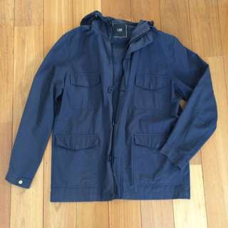 Line Navy Jacket