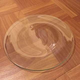 彩繪玻璃盤