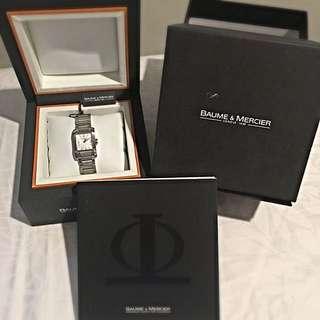 Baume & Mercier Ladies Hampton Watch
