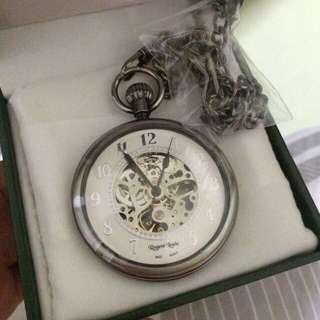 Brand New Regent Louis Skeleton Wind-Up Watch