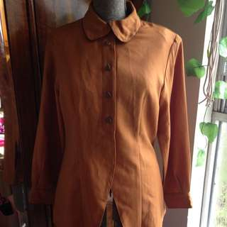 Brown Vintage Shirt