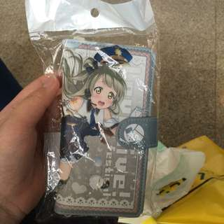 Love Live Kotori Phone Case(can Put any Type Of Phone)