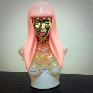 Nicki Minaj Pink Friday Perfume