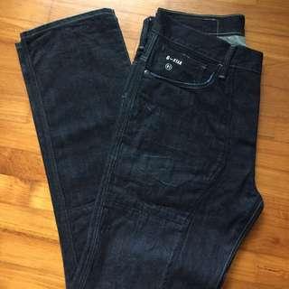 G Star Jeans ( Navy Blue )