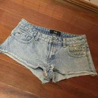 Dotti Size 8 Denim Short