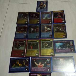 Deadman Inc WWE Cards