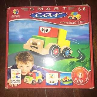 Smart Cars Mind Game