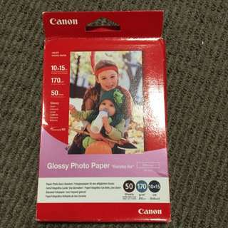 Canon Glossy Photo Paper GP-501 4x6