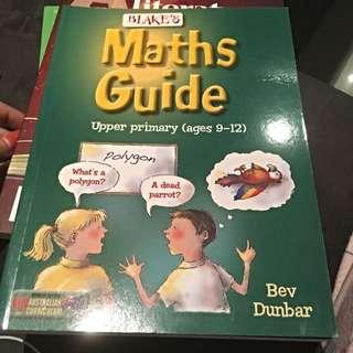 Blake's Maths Guide