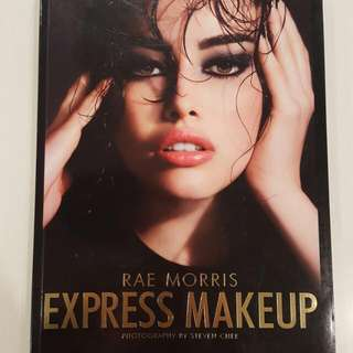 Rae Morris Makeup Book