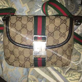 Guccie Side Bag