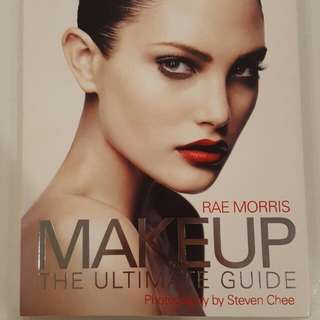 Rae Morris Makeup Book 2
