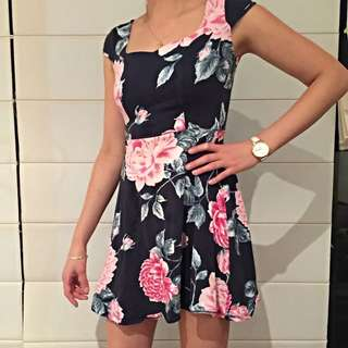 Dorothy Perkins Skater Dress Size 6