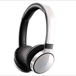 Phillips wireless Bluetooth headphones
