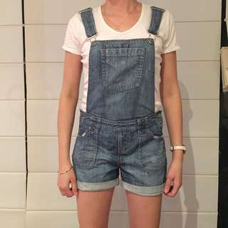 Just Jeans Overalls Size 6
