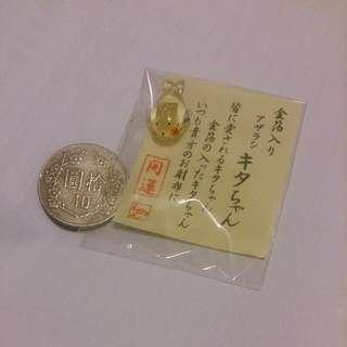 金箔開運小物 -日本