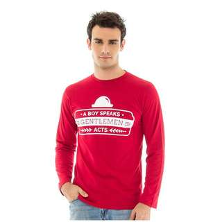 Red Cliff Long Sleeve