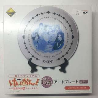 K-On! Art Plate