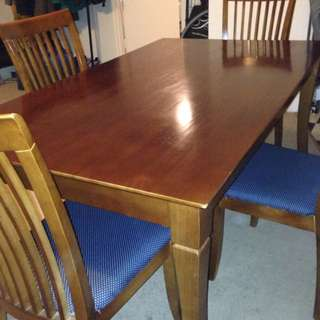 Solid wood- Dining Table