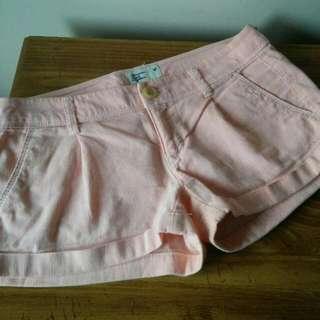 Pink Ae Shorts