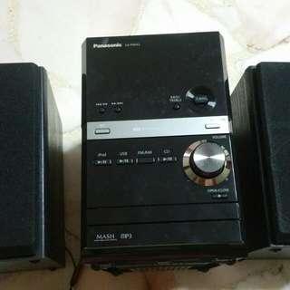 Panasonic MASH MP3 Player