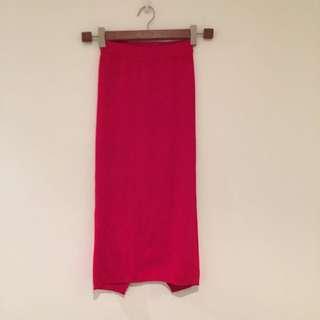 Perfect Knit Maxi Skirt