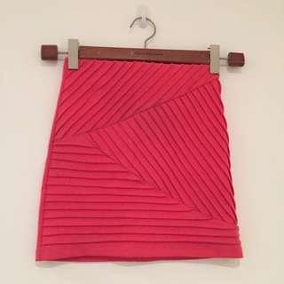 Stripy Skirt