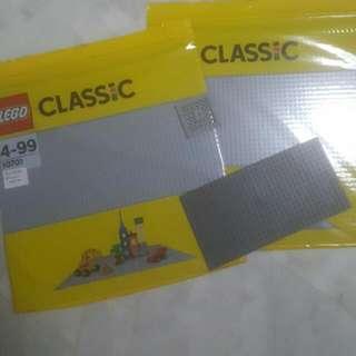 2x Lego Baseplate BNIP Reserved