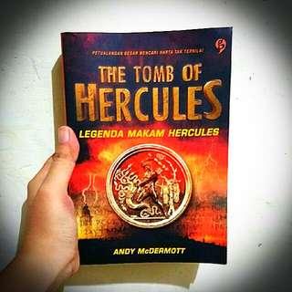 The Tomb of Hercules (Legenda Makam Hercules) - Andy McDermott