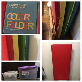 Foldable Floor Mat