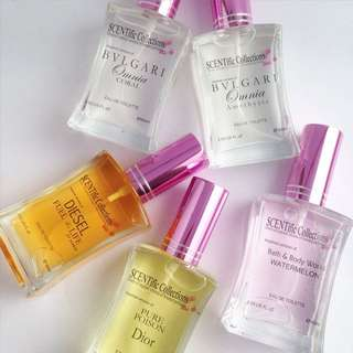 Scents Inspired By Branded Perfumes