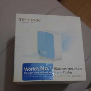 90% New TP-LINK Router