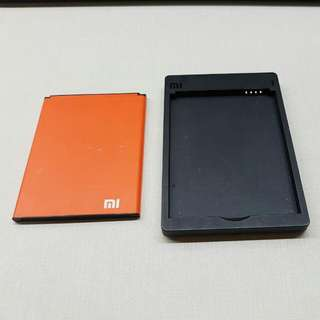 Redmi Note Battery And Charger