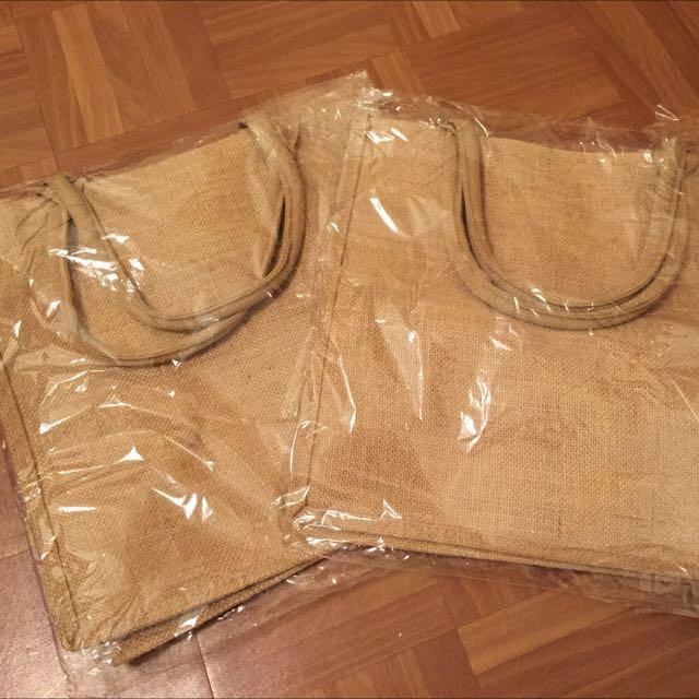 蝶谷巴特專用內層防水麻布袋*2