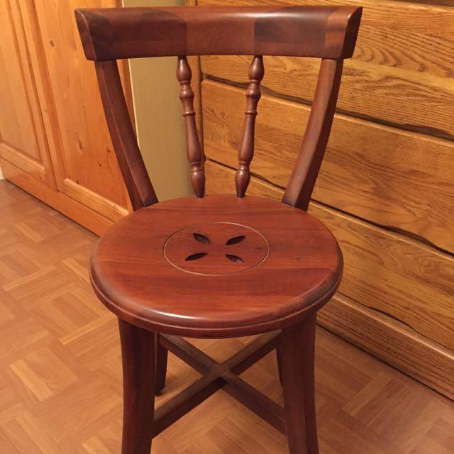 古典木椅*3