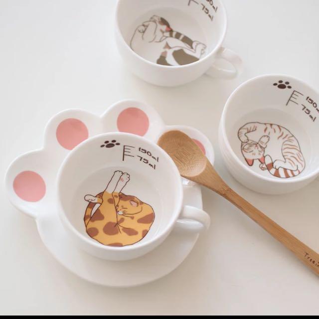 貓咪咖啡杯