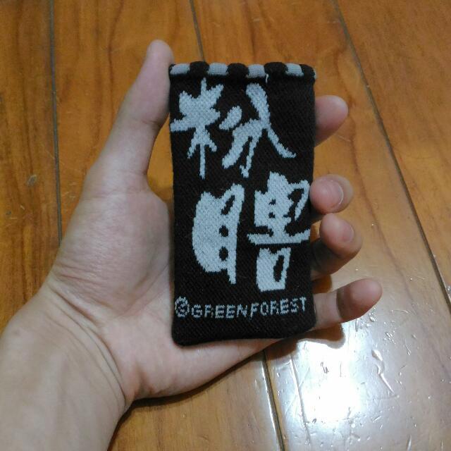 (半送!)小型手機套 Small Fabric Mobile Phone Sets