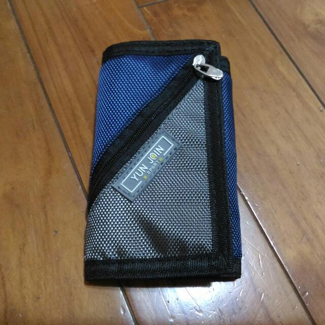(再降!)YUN JOIN sports 帥氣皮夾 Cool Wallet