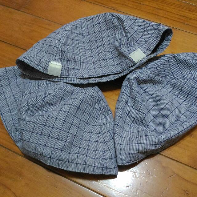 安全帽內襯三個 Three Fabric Helmet Liners