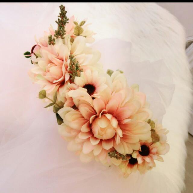 婚紗/孕婦照拍攝花圈