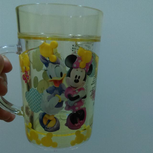 迪士尼水杯