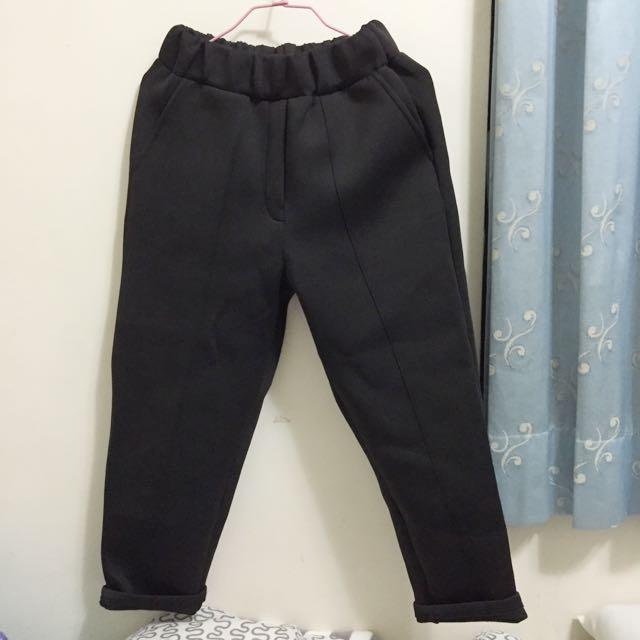 太空寬褲 老爺褲