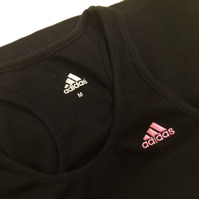 Adidas 女生背心