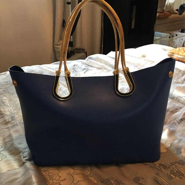 Blue Tote Bag Brand New