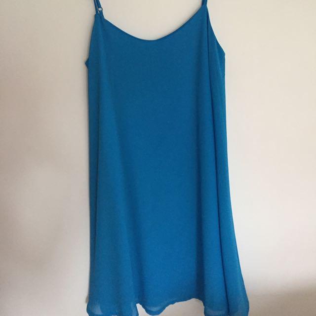 Bluess Flowy Dress